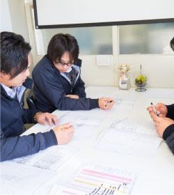 営業スタッフの仕事STEP02
