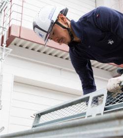 足場施工スタッフ未経験者の仕事 研修期間STEP04