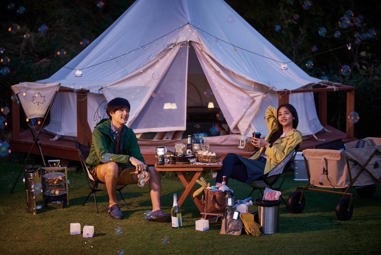 ワークマンからキャンプ用品が登場!今年のゴールデンウィークはワークマン用品で非日常お家キャンプを楽しもう!☆